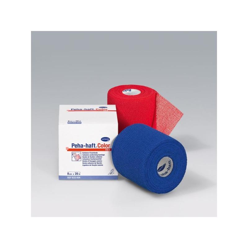 Obinadlo fixační Peha-Haft Color 8cmx20m modrá