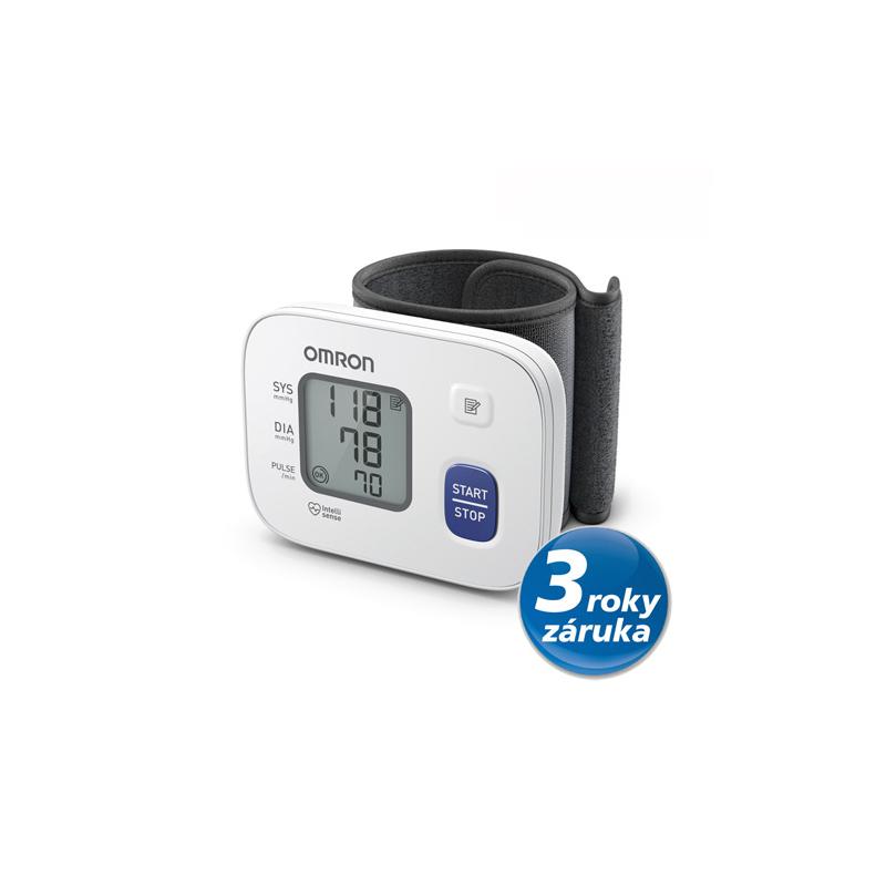 Tonometr na zápěstí OMRON RS4